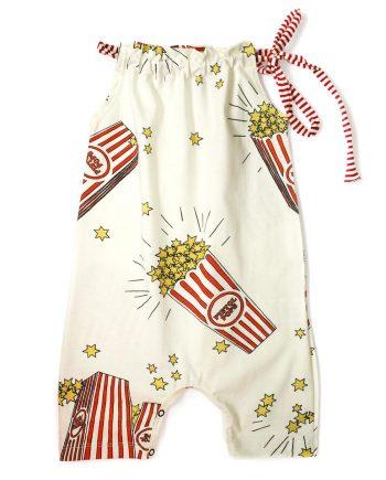 Macacão Para Bebê Pistol Star Phoebe